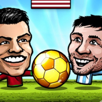 ⚽Puppet Soccer  - Big Head Football