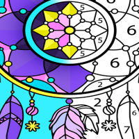 Adult Coloring Book Game Of Stress Relieving