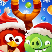 Angry Birds POP Bubble Shooter‏ Online