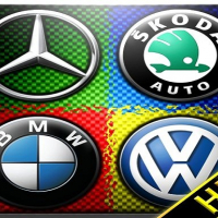 Car logos memory game free Online