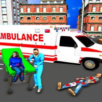 City Ambulance Rescue Simulator Games