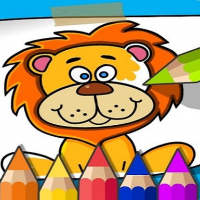 Coloring Book For Kids: Animal Coloring Pages is t