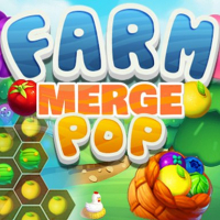 Farm Merge Pop Online