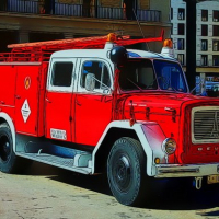 Firetruck Puzzle