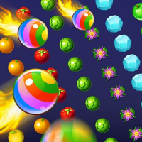 Fruit Pop Bubbles Online