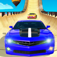 Impossible Car Stunt Game 2021 Racing Car Games Online