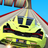 impossible car stunt mega ramp 3d  Online