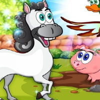 Learning Farm Animals Games For Kids Online