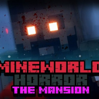 MineWorld Horror The Mansion