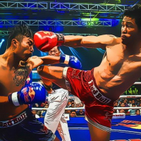 MuayThai Fighters Jigsaw Online