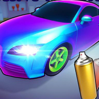 Paint My Car 3D Online
