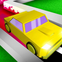 Paint Road - Car Paint 3D Online