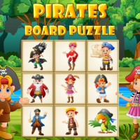 Pirates Board Puzzle Online