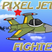 Pixel Jet Fighter