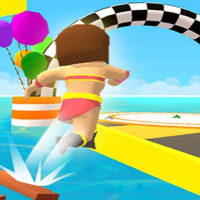 Super Race 3D Running Game Online