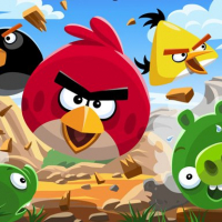 Angry Birds Mad Jumps