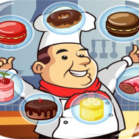 Bubble Shooter Happy Chef Online