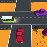 Highway Cross: Traffic Racing