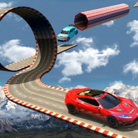 Mega Car Death Ramps 3d